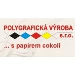 Polygrafická výroba s.r.o. – logo společnosti