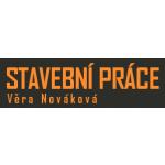 Věra Nováková- STAVEBNÍ PRÁCE – logo společnosti