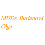 MUDr. Burianová Olga – logo společnosti