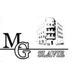 Hotel MG Slavie – logo společnosti