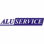 ALUSERVICE s.r.o. - vrata - rolety - mříže - markýzy – logo společnosti