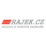 Rájek Lukáš - RAJEK.CZ - stínící a vratová technika – logo společnosti