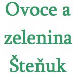 Šteňuk Jiří - Ovoce a zelenina Šteňuk – logo společnosti