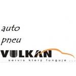 Pneuservis Autoservis AUTO PNEU VULKÁN – logo společnosti