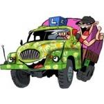 Lukeš Roman- Autoškola – logo společnosti