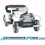 Autoservis Mika s.r.o. – logo společnosti