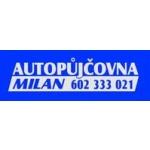 Autopůjčovna Milan – logo společnosti