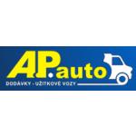 AP-AUTO PRAHA – prodej a půjčovna dodávek Praha – logo společnosti