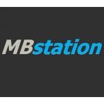 Radek Prchal - MB Station – logo společnosti