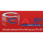 C.A.P. spol. s.r.o. – logo společnosti