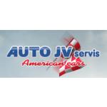 AUTO JV servis - American cars Praha – logo společnosti