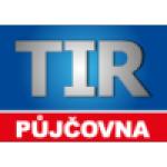 TIR PŮJČOVNA s.r.o. – logo společnosti