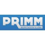 PRIMM bezpečnostní služba s.r.o. - zabezpečovací systémy, fyzická ostraha – logo společnosti