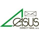 CASUS DIRECT MAIL a.s.- mailingové a tiskové služby – logo společnosti