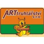 ART truhlářství s.r.o. - zakázkové truhlářství – logo společnosti