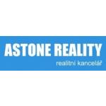 ASTONE Reality- prodej a pronájem nemovitostí – logo společnosti