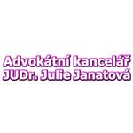 Advokátní kancelář Janatová Julie, JUDr. – logo společnosti