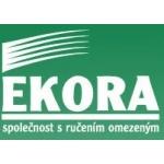 EKORA s.r.o. - ekologické služby a ochrana životního prostředí – logo společnosti