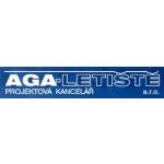 AGA - Letiště, s.r.o. – logo společnosti