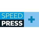 SPEED PRESS Plus a.s. - Reklamní dárkové předměty – logo společnosti