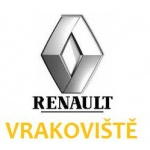 GREGOR Lukáš - Vrakoviště RENAULT – logo společnosti