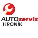 Autoservis Hroník – logo společnosti