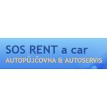SOS RENT A CAR - autoservis, autopůjčovna – logo společnosti