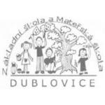Základní škola a Mateřská škola Dublovice, okres Příbram, příspěvková organizace – logo společnosti