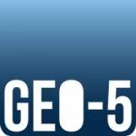 GEO-5, spol. s r.o. – logo společnosti