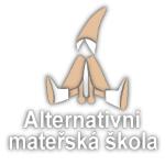 Alternativní mateřská škola – logo společnosti