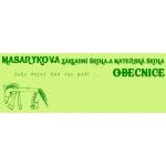 Masarykova základní škola Obecnice, okres Příbram – logo společnosti