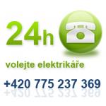 Pohotovost elektro – logo společnosti