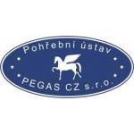 PEGAS CZ s.r.o. (pobočka Praha-Vršovice) – logo společnosti