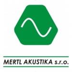 MERTL AKUSTIKA s.r.o. – logo společnosti