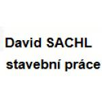 David SACHL - stavební práce Praha – logo společnosti