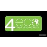 4eco s.r.o. – logo společnosti