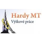 MT Hardy s.r.o. - výškové práce – logo společnosti
