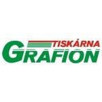 TISKÁRNA GRAFION (Chrudim) – logo společnosti