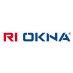 RI OKNA a.s. (centrála Praha 10) – logo společnosti