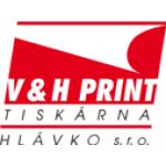 Tiskárna V&H Print Hlávko s.r.o. – logo společnosti