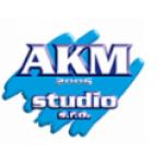 AKM studio s.r.o.- reklamní agentura – logo společnosti