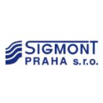 SIGMONT Praha , spol. s r.o.- čerpadla a čerpací technika – logo společnosti