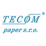 TECOM paper s.r.o. – logo společnosti