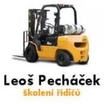 Leoš Pecháček - školení řidičů Praha – logo společnosti