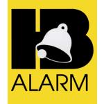 HB ALARM spol. s r. o. - Zabezpečovací systémy, požární signalizace, kamery – logo společnosti