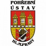 POHŘEBNÍ ÚSTAV HL.M.PRAHY (pobočka Praha 10) – logo společnosti