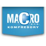 MACRO KOMPRESORY, s.r.o. (pobočka Praha 10 - Malešice) – logo společnosti