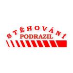 Stěhování PODRAZIL – logo společnosti