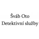 Šváb Oto- Detektivní služby – logo společnosti