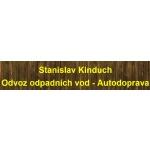 Kinduch - Odvoz odpadních vod – logo společnosti